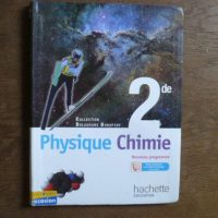 2 nde phys chimie